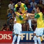 Brasil conquista 7º título mundial de Futsal