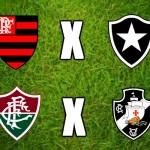 Definidas as semifinais do Campeonato Carioca