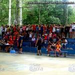 Jogos na escola Vicente Amaro incentivam crianças