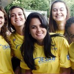 Começou o JESAB 2013 em Barra de São Francisco. Confira as fotos