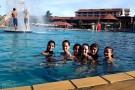 Atletas do Vôlei feminino de Barra de São Francisco se preparam para enfrentar o Darwin
