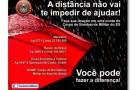 Corpo de Bombeiros disponibiza conta para doações as vítimas das chuvas no Espírito Santo