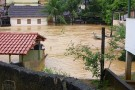 Rio Bananal debaixo d'água, confira algumas fotos