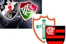 Tapetão: Vasco e Fluminense podem escapar do rebaixamento. Portuguesa e Flamengo podem cair para a segunda divisão
