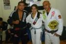 Campeã de jiu-jitsu imobiliza assaltante no Amazonas