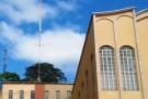 Corpo de Bombeiros manda retirar torre da Igreja Batista Central em Mantena