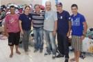 Mantena: Caixa Econômica faz doação para desabrigados