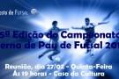 Campeonato Perna de Pau de Futsal começa em março em Barra de São Francisco