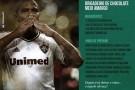 Fluminense provoca Flamengo após 'chocolate' e publica receita de brigadeiro