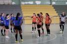 Meninas do Futsal de Barra de São Francisco iniciam preparação para temporada 2014