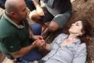 SP: caminhoneiro socorre vítima e a pede em casamento