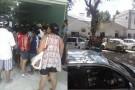 Saque do FGTS causa tumulto em frente à Prefeitura de São Gabriel da Palha