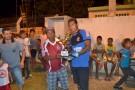 Flamengo de Mantena vence Flu de Cuparaque e é o Campeão Regional de futebol