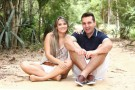 Jovens Rodolpho Valli e Natália Simões se casam em Barra de São Francisco