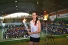Barra de São Francisco dá show na abertura dos Jogos Escolares 2014