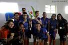 Futsal Feminino Juvenil de Barra de São Francisco é Heptacampeão