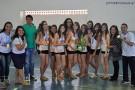 Voleibol feminino da escola João XXIII se consagra campeã da fase regional do JEES
