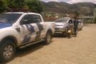 Policiais do 11º BPM apreendem carro com restrição de Furto/Roubo em Mantenópolis