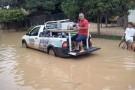 População de Barra de São Francisco em alerta devido as chuvas
