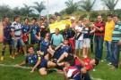 Piraí e Vale Sete se consagram campeões da Copa Rural 2014 de Barra de São Francisco