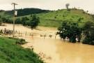 Defesa Civil divulga boletim sobre possibilidade de enchente em Barra de São Francisco