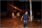 Após um ano, enchente volta a causar transtorno para moradores de Barra de São Francisco. Veja as fotos