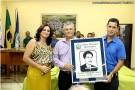 Vereadora Elza fecha mandato de Presidente da Câmara de Mantenópolis com chave de ouro