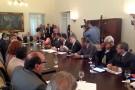 Ministérios das Cidades e Governo do ES vão conveniar estudos para solucionar problema da enchente em Barra de São Francisco e cidades vizinhas