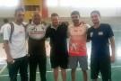 Projeto Social Handminas recebe neste final de semana a visita de Wanderley Lúcio Maia, ex-atleta da Seleção Brasileira de Handebol