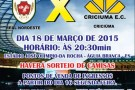 Criciúma quer decidir classificação no jogo desta quarta-feira contra o Real Noroeste