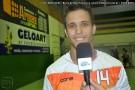 Valézio Júnior marca gol e faz homenagem ao irmão gêmeo Valécio, que morreu há 3 anos