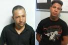 Foragidos da justiça são presos em Mantenópolis