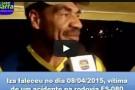Relembre a entrevista com Iza do Churrasquinho no Perna de Pau 2011