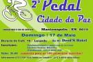 2º Pedal 'Cidade da Paz' em Mantenópolis