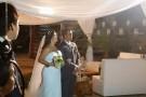 Jovens francisquenses Cinthia e Bruno se casam em Água Doce do Norte