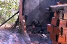Mulher morre carbonizada dentro de residência no Bairro Estrela, em Barra de São Francisco