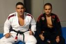 Fabrício Monteiro Brazilian Jiu-Jitsu: Seminário com Renan Morais (faixa preta Brazilian Jiu-Jitsu)