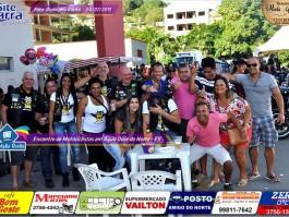 Confira as fotos do Encontro de motociclistas em Água Doce do Norte