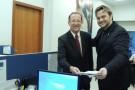 Chapa 'Por uma Ordem Ativa e Independente' se inscreve para eleição da OAB/ES - Subseção de Barra de São Francisco