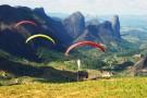 Campeonato de Voo Livre será disputado em Barra de São Francisco, Mantena e Mantenópolis