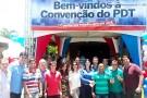 Francisquenses participam do lançamento de Ciro Gomes à presidência