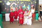 Alunos da Escola Neuza Fernandes ganham festa de Natal