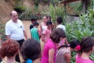 Militares do 11º BPM concretizam programa SOS Nascentes e iniciam plantio de árvores nas cabeceiras dos rios