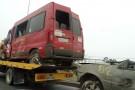Van da prefeitura de Mantenópolis é flagrada em Carapina
