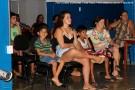Versos e palavras marcam o encerramento das atividades do Cine Fusca em Mantenópolis