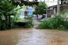 Defesa Civil de Barra de São Francisco emite alerta de enchente na cidade
