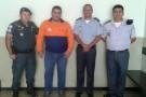 Coronel Késio confirma policiamento 24 horas em Vila Paulista