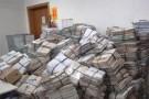 Quase 3 mil processos do Juizado Especial de Mantenópolis serão descartados. Entenda
