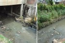 Baixo nível de água preocupa população de Mantena