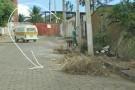 """Limpeza pública em Mantena tem sido um """"desastre"""""""